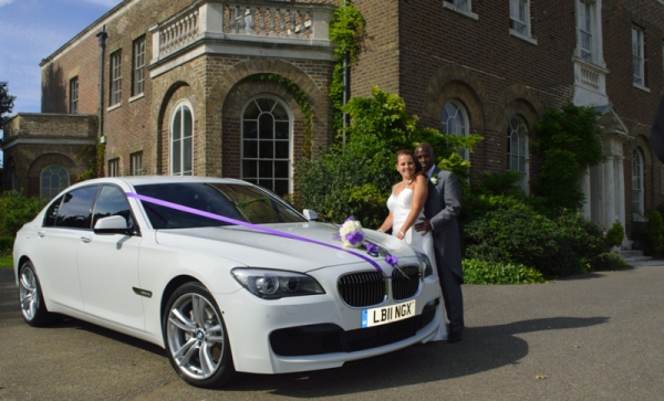 Chauffeur Driven Wedding hire services